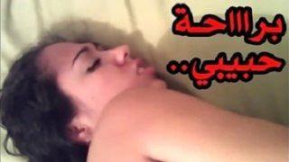 سكس عربي جديد نيك كس مصرية هايجة تقوله براحة يا حبيبى