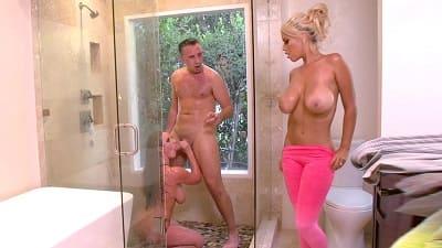 سكس اغتصاب فى الحمام